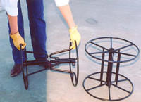 E-Z Wire Fence Roller Split and Solid Spools  by E-Z Products