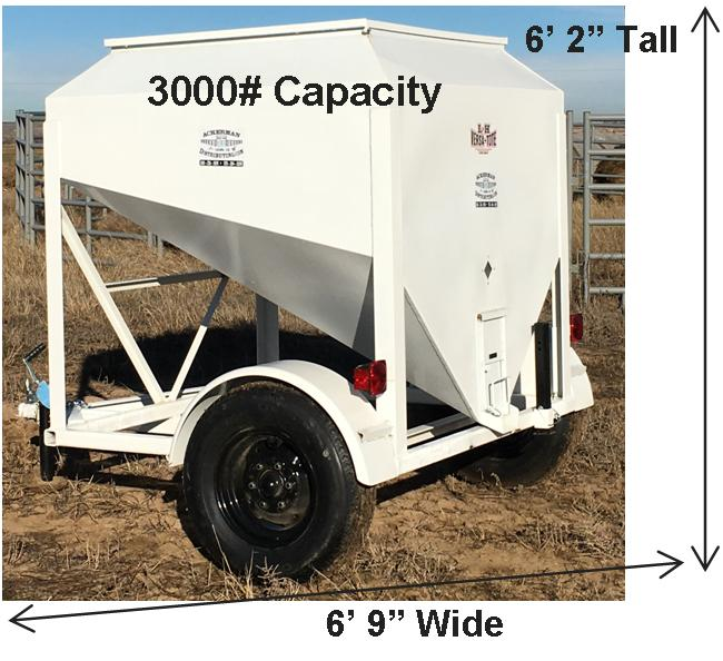 Portable Grain Bin Corn Stove Dog Food Livestock Feed & Portable Grain Bins on Wheels; for Grain Storage Pellet Stove ...