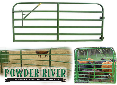 Powder River Gates & Panels