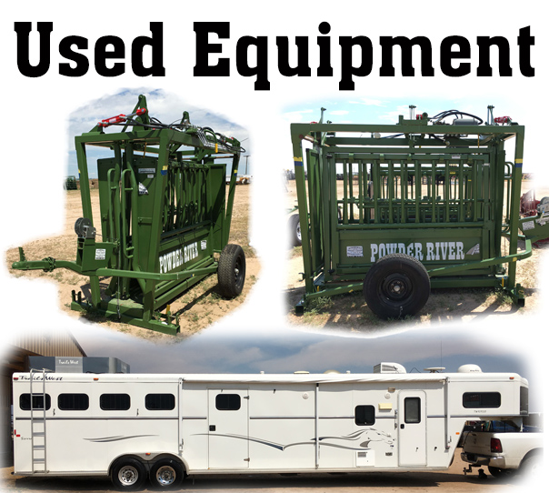 Used Equipment Specials