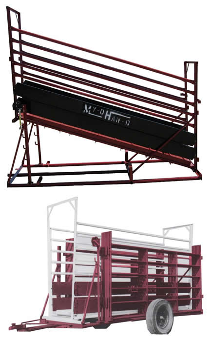 My-D Han-D Portable Loading Chute