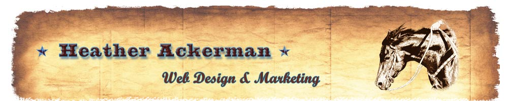 Heather Ackerman, Web Design and Marketing Colorado, Flyers, Picture Editing, Calendars