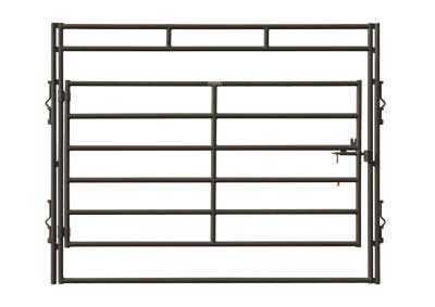 WW Chaparral Panel High Pole Gate For Pens or Round Pens