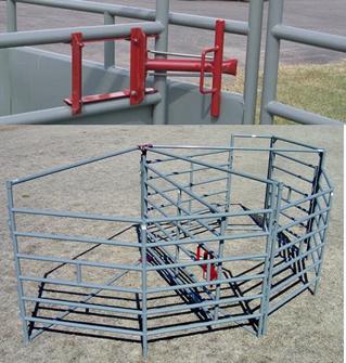 Ww Livestock Alleys Tubs Amp Cattle Handling Equipment