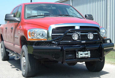 Ranch Hand Replacement Truck Bumpers Bullnose Series