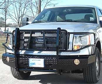 Ranch Hand Replacement Truck Bumpers Summit Series