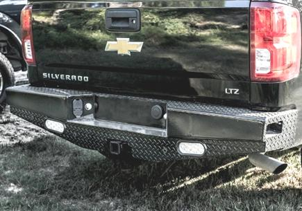 Ranch Hand Replacement  Back Bumpers