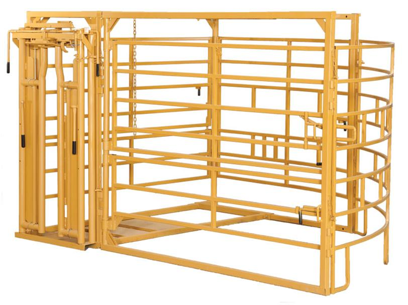 Sioux Steel Cattle Circular Maternity Pen