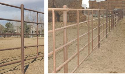 Fencing Components Fence Clips Dalyn Enterprises Llc Metal Fabrication Fencing