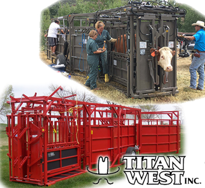 Titan Equipment Portable Double Alley, Portable Working System, Portable Tub and Alley