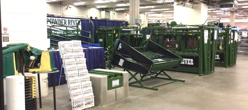 Ackerman Distributing is going to Husker Harvest Days in Grand Island, NE