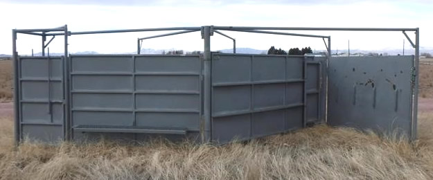 Used Cattle Tub