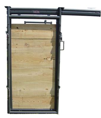 WW ROLLING BLOCK DOOR