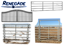WW Manufacturing Classic Panels and Gates for Cattle and Roughstock